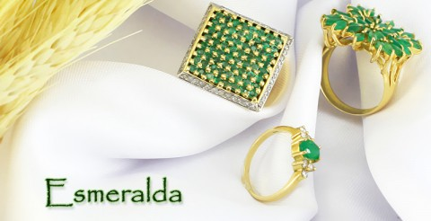 Esmeralda: Gema do mês de Maio
